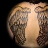 wings tattoo by tatupaul