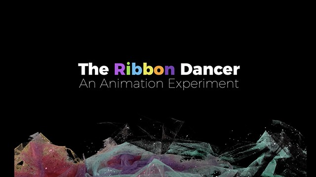The Ribbon Dancer