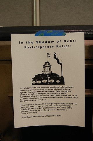 Participatory Relief: In the Shadow of Debt