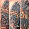skull/headdress