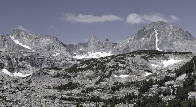 view from haley pass 2