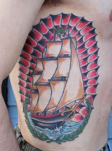steven williamson tattoo artist providence rhode island (ri)