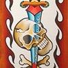 Dagger And Skull