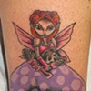 Dragonfly Cover Up After