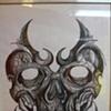 Skull Back Piece