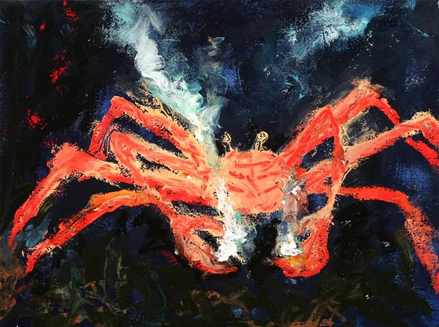 Sparking Crab