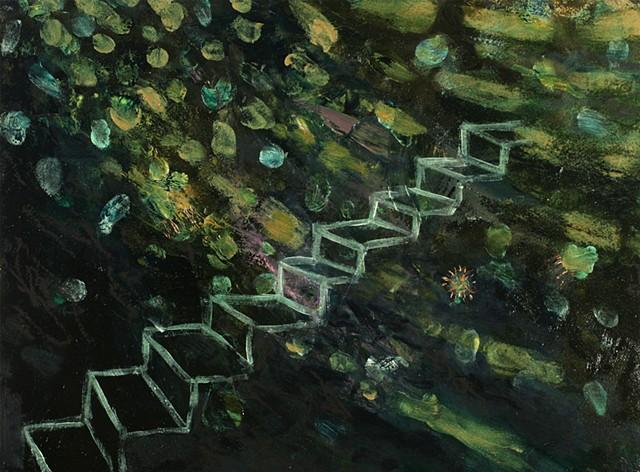 Ocean Stair