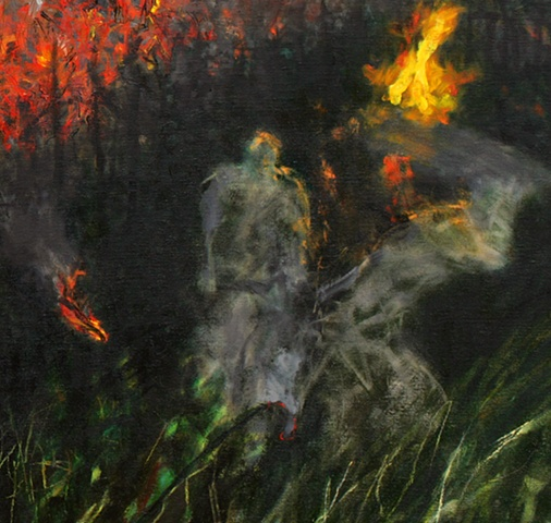 Wildfire Pool Detail 2