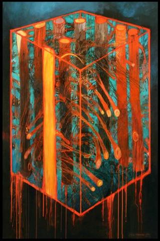 Truncated Landscape II