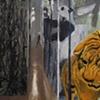 (stuffed) Tiger