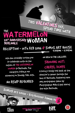 The Watermelon Woman - Berlinale E-Vite