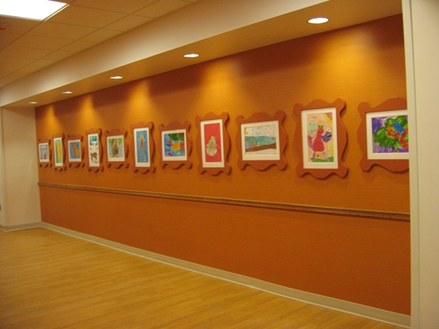 Sanford Children's Hospital - Patient & Community Art Gallery