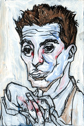 One of These Things is not Like the Others:  Egon Schiele