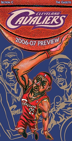 2006-07 Cleveland Cavaliers Preview