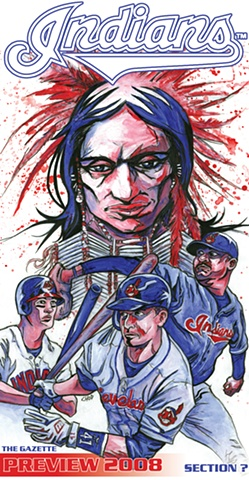 Indians Cover 2008