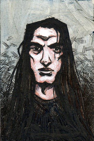 One of These Things is not Like the Others:  Peter Steele