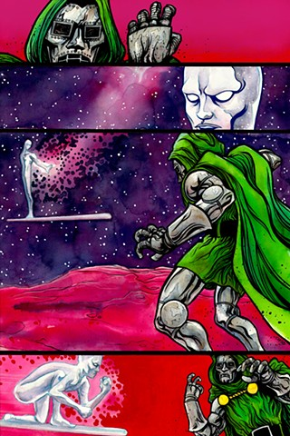 silversurfer doom chod freecomicbookday