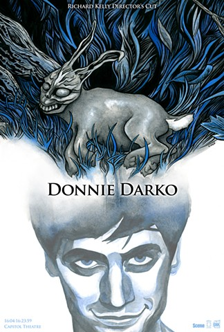 """Donnie Darko"" Print"