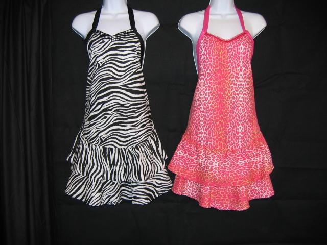 Zebra & Leopard
