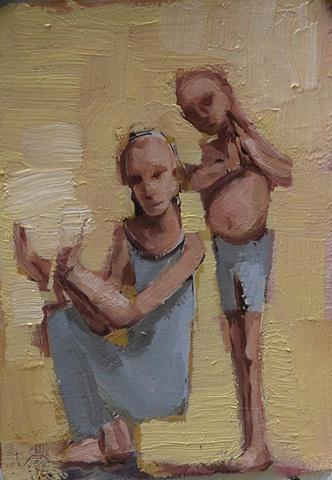 "gaby greenlee painting ""shape"""
