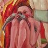 """gaby greenlee painting """"ordeal"""""""