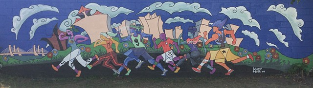 Elm City Footrace