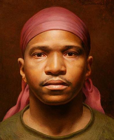 Self Portrait with Du Rag