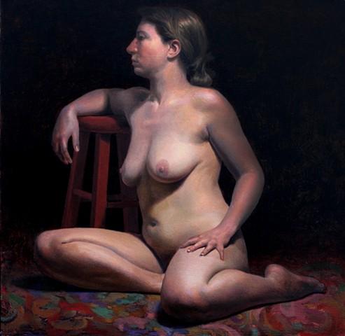 """Female Nude"""