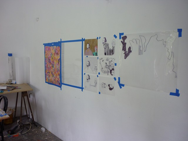 Can Serrat International Artist Residency {summer 2010}