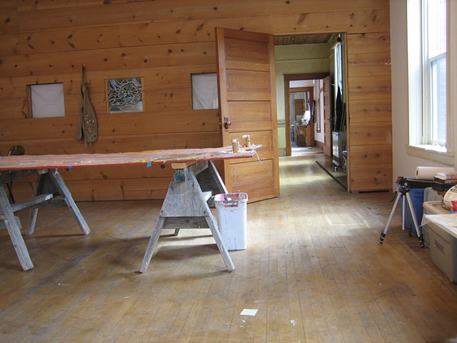 Montana Artist Refuge Residency {summer 2006}