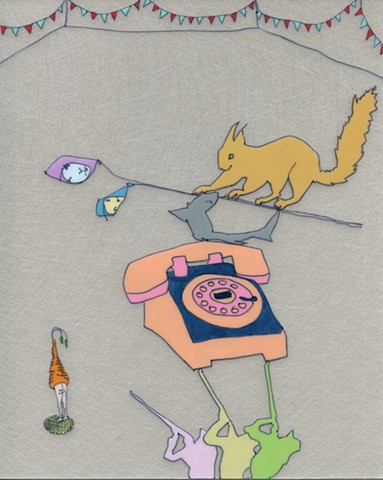 Squirrely Phone