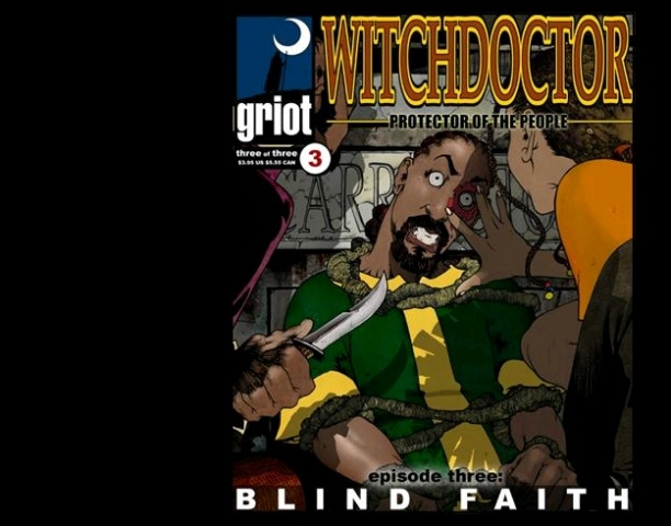 WitchDoctor 3 - Blind Faith