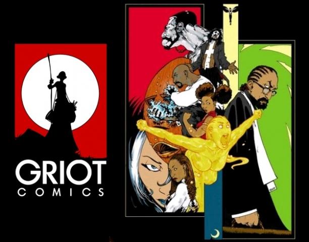 Griot Heroes