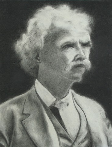 Value Study of Mark Twain