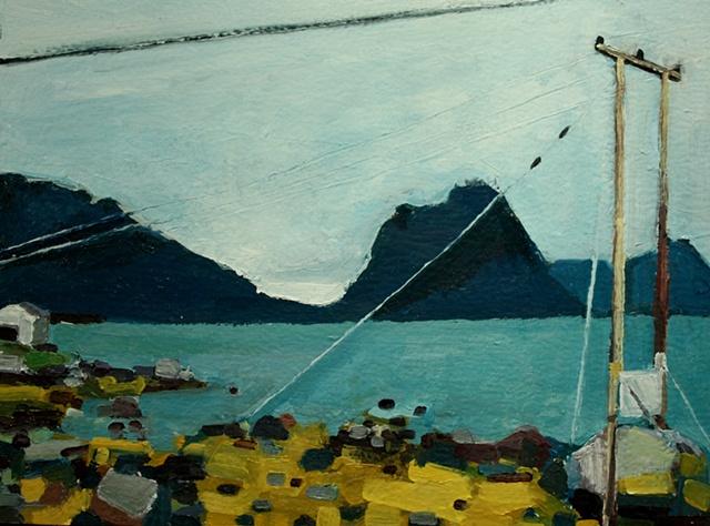 Sakrisøy i Lofoten