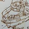 Sketch from Stamsund, Lofoten