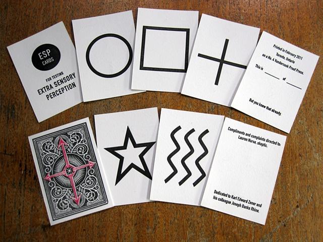 ESP cards