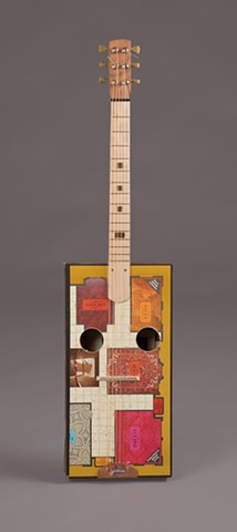 Beth Ireland, Clue Guitar