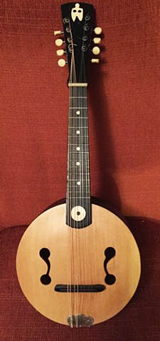 Beth Ireland, Turned Mandolin
