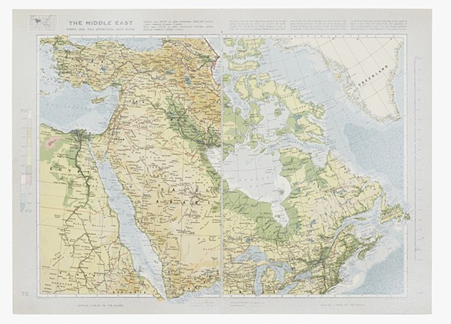 Atlas Pages (The Middle East)