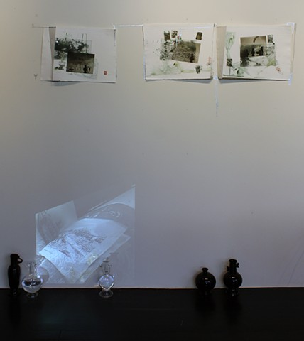 Acqua Alta (installation view)