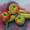 Apples and Bananas
