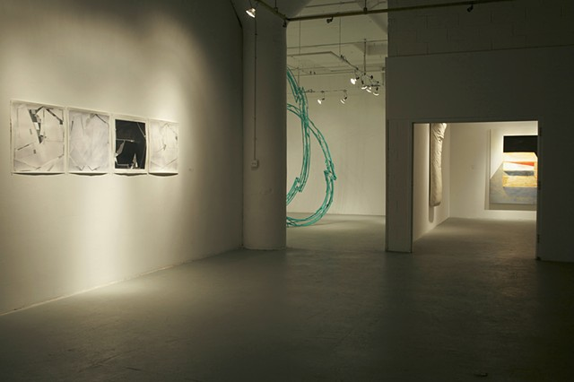 Play it again, installation view