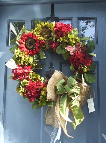 Custom Wreath VIII