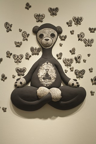 Meditation Bear: Inner Bearing