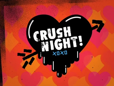Crush Night for Nickelodeon On-Air