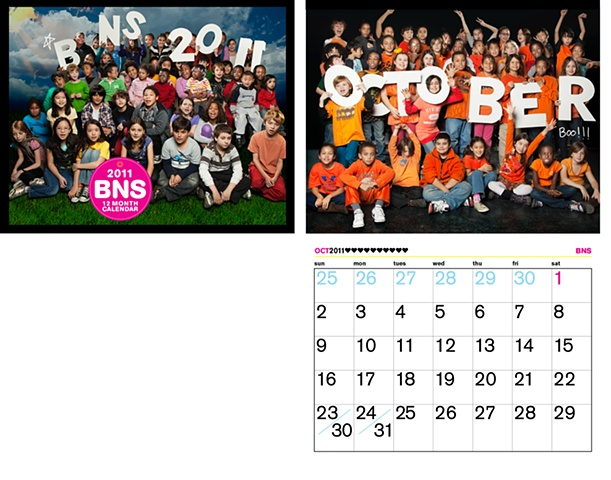 Brooklyn New School Calendar 2011