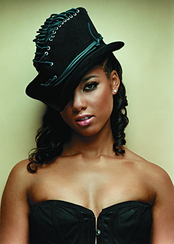 Honey Magazine / Alicia Keys