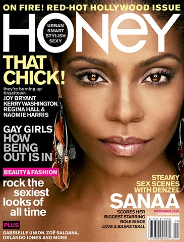 Honey Magazine / Sanaa Latham