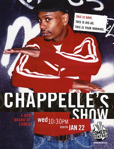 Chappelle' Show ad campagn
